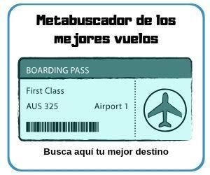 metabuscador de vuelos