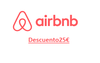 airbnb codigo descuento