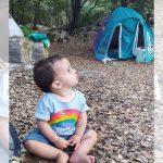 Dónde acampar en Mallorca con bebés