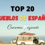 20 Pueblos más bonitos de España