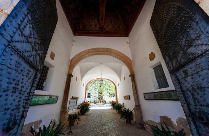 casa jardines alfabia