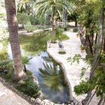 Visita a los jardines de Alfábia