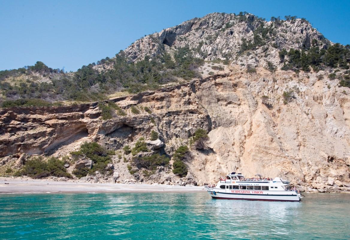 excursion barco mallorca
